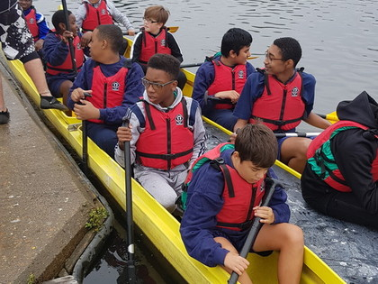 Danson Water Sports October 20...