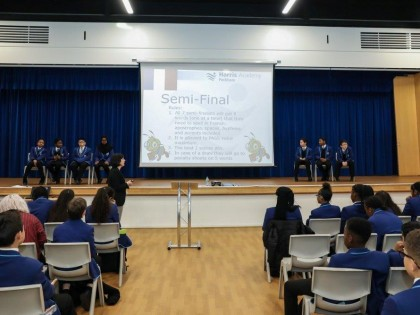 Year 7 French Spelling Bee Nov...