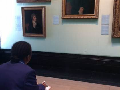National Portrait Gallery visi...