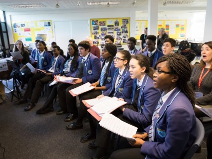 BBC Music Choir February 2017