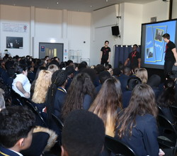 Careers in the NHS assembly