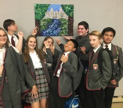 Christie's Auction for Year 9 Students