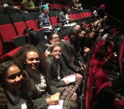 Dance Students Stunned by Sadler's Wells' 'Giselle'