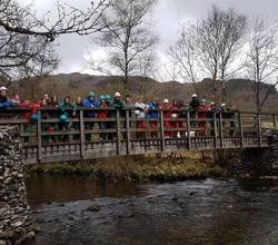 Year 7 Trip to Castlehead Cumbria - April 2020
