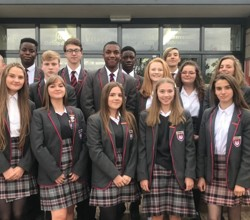 Meet Our New Student Leaders for 2019-20