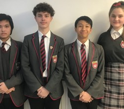 Students Win Places at Prestigious Maths School