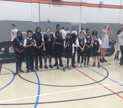 Harris Academy St John's Wood Basketball