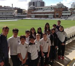 Cricket Trip to Lords