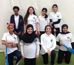Westminster Girls Indoor Cricket Finals
