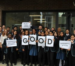 Harris Academy St. John's Wood judged 'Good' by Ofsted