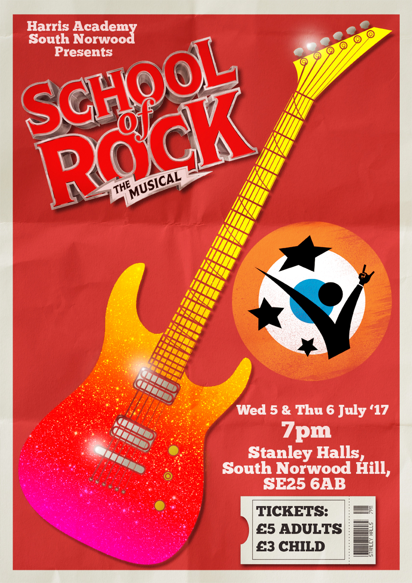 School of rock poster final 72