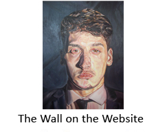 The wall on thw website