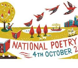 National Poetry Day!