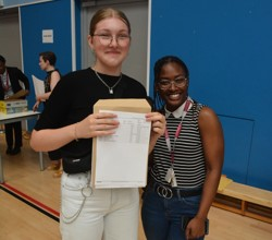 GCSE success at Harris Academy South Norwood