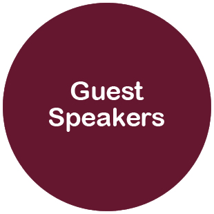 Guest speakers icon