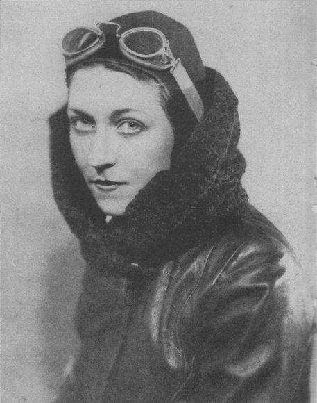 Amy Johnson Our Generation 1938
