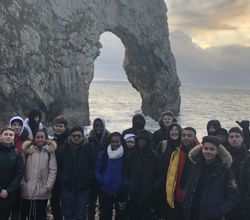 Year 12 Physical Fieldwork to the Jurassic Coastline