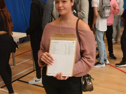 Yr11 Results Day August 22nd 2...