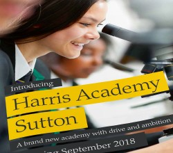 Harris Academy Sutton: Full for September