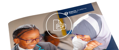 Downloadable Prospectus Button PDF