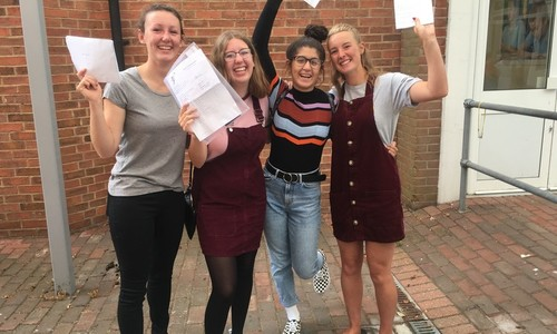 Congratulations to our GCSE students!