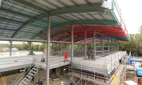 Sports Hall Image Gallery updates