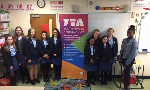 Youth Travel Ambassadors