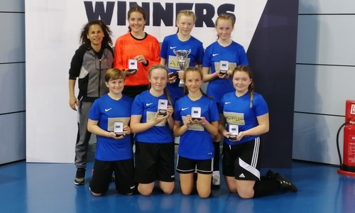 National U15 Futsal Champions