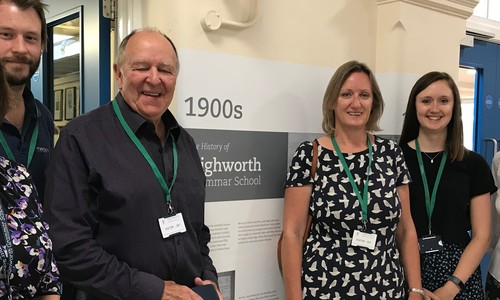 The History of Highworth