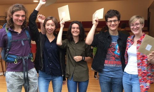 Fantastic 2019 A Level Results!