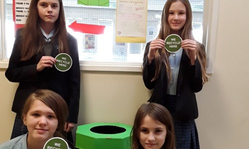 Highworth Earthvengers Recycling