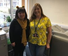 Children in need staff