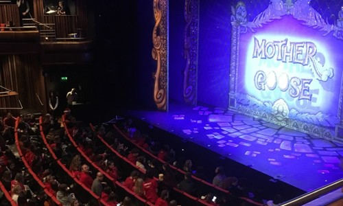 Excellent Panto Day!