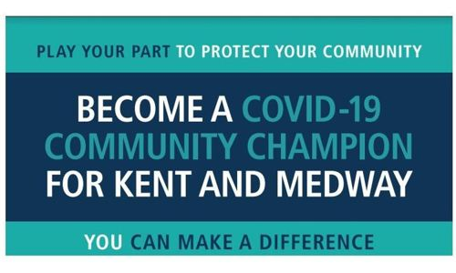 Covid 19 Community Champions Programme