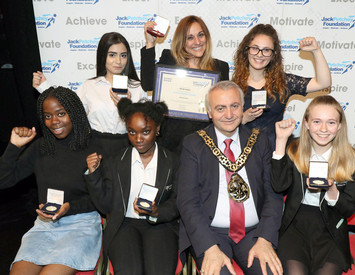 Jack Petchey Award Winners