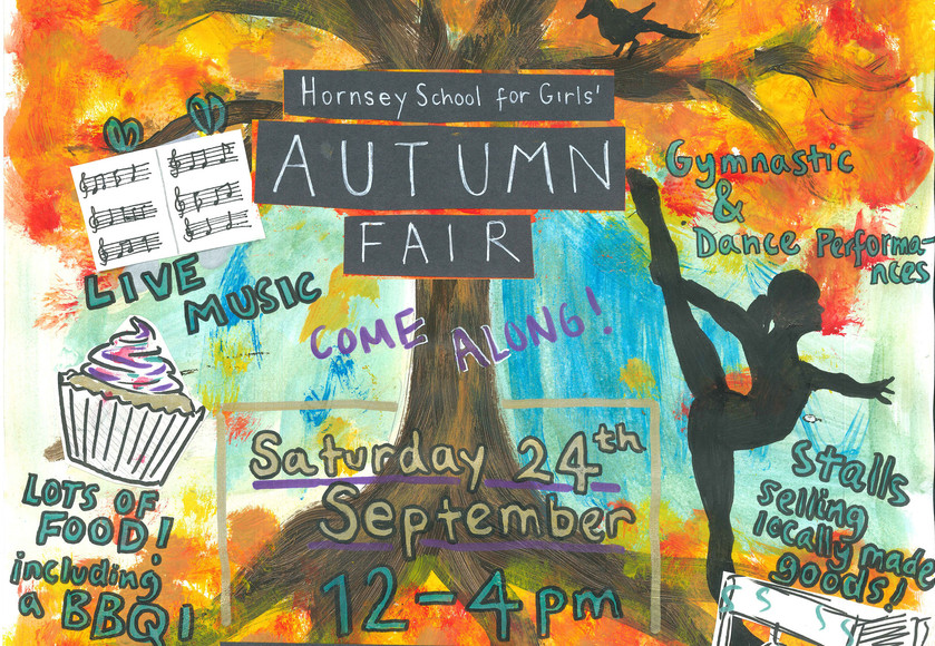 Autumn Fair Ad