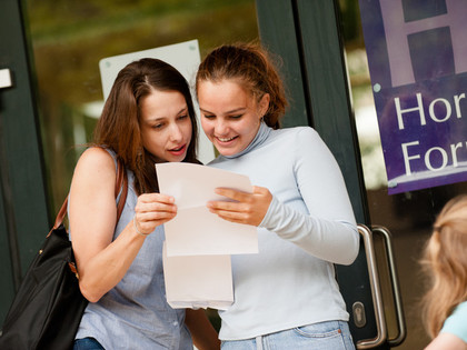 GCSE Results Day 2016