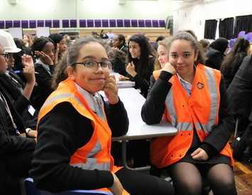 Careers Launch @ Hornsey School for Girls -What did the students think?