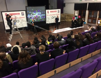 Year 8 visit from BAE Systems with the RAF and Royal Navy
