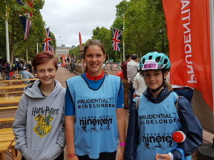 Prudential Cycling Summer Event 2018