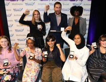 Jack Petchey Award Winners!
