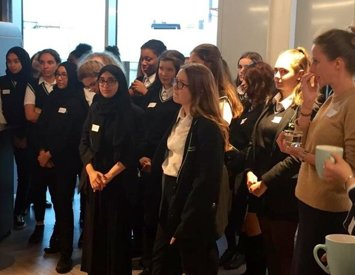 Girls Network - Bespoke support & careers mentoring