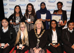 Jack Petchey Awards Winners 2015