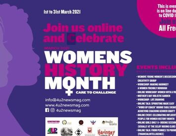 Celebrating Women's History Month  - Haringey