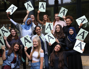Our A*mazing GCSE Results