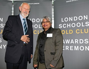 Hornsey wins Mayor's Gold Club status