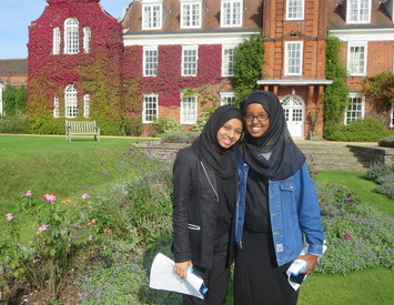 Cambridge University Trip