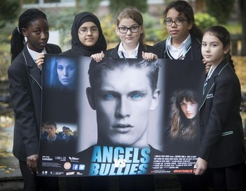 Anti-bullying film makers visit Hornsey