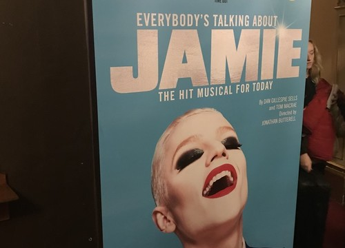 Everybody's Talking About Jamie - Theatre Visit