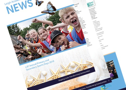 Leigh Academies Trust Summer Newsletter